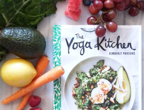 The Yoga Kitchen – A Book Review by Colleen Leonardi
